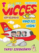 VICCES TAPSI 2018/5 - Ekönyv - LAPU BT.