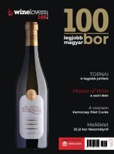 100 LEGJOBB MAGYAR BOR - WINELOVERS 100  2018/1. - Ekönyv - TRINETY MEDIA KFT.