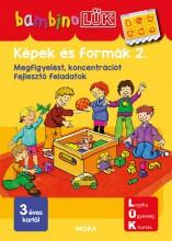 KÉPEK ÉS FORMÁK 2. - Ekönyv - LDI109