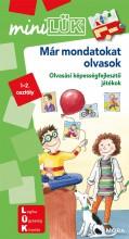 MÁR MONDATOKAT OLVASOK - Ekönyv - LDI249