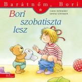BORI SZOBATISZTA LESZ - BARÁTNŐM, BORI 42. - Ekönyv - SCHNEIDER, LIANE - GÖRRISSEN, JANINA