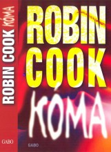 KÓMA (ÚJ) - Ebook - COOK, ROBIN