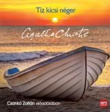 TÍZ KICSI NÉGER - HANGOSKÖNYV - Ekönyv - CHRISTIE, AGATHA