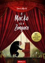 A MACKÓ ÉS A ZONGORA -  30 ORSZÁG, 200 EZER GYERMEK KEDVENCE - Ekönyv - DAVID LITCHFIELD