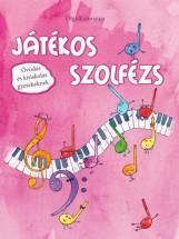 JÁTÉKOS SZOLFÉZS ÓVODÁS ÉS KISISKOLÁS GYEREKEKNEK - Ekönyv - KAMOZINA, OLGA