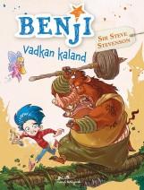 BENJI 2. - VADKANKALAND - Ekönyv - STEVENSON, STEVE SIR