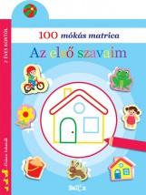 100 MÓKÁS MATRICA - AZ ELSŐ SZAVAIM - Ekönyv - NINCS SZERZŐ