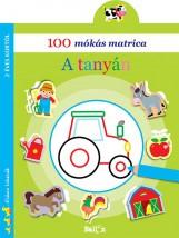 100 MÓKÁS MATRICA - A TANYÁN - Ekönyv - NINCS SZERZŐ