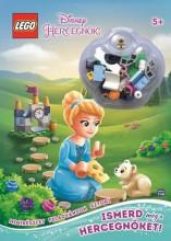 LEGO DISNEY PRINCESS: ISMERD MEG A HERCEGNŐKET - Ekönyv - MÓRA KÖNYVKIADÓ