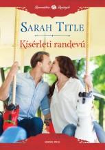 Kísérleti randevú - Ekönyv - Sarah Title