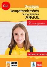 ORSZÁGOS KOMPETENCIAMÉRÉS TESZTGYŰJTEMÉNY ANGOL NYELV – 6. OSZTÁLYOSOKNAK – AKTU - Ekönyv - POJJÁK KLÁRA