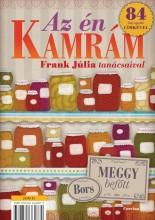 AZ ÉN KAMRÁM - FRANK JÚLIA TANÁCSAIVAL (KÉTFÉLE BORÍTÓVAL) - Ekönyv - CORVINA KIADÓ