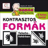 KONTRASZTOS FORMÁK FEKETE-FEHÉRBEN - Ekönyv - DEÁKNÉ B. KATALIN