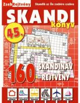 ZSEBREJTVÉNY SKANDI KÖNYV 45. - Ekönyv - CSOSCH KFT.