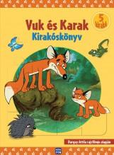 VUK ÉS KARAK PUZZLE KÖNYV - Ekönyv - DARGAY ATTILA