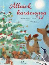 ÁLLATOK KARÁCSONYA - Ekönyv - WESTERLUND, KATE - THARLET, EVE