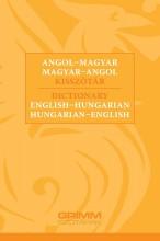 ANGOL-MAGYAR, MAGYAR-ANGOL KISSZÓTÁR - 3. JAV. KIAD. - Ekönyv - P. MÁRKUS KATALIN, MOZSÁRNÉ MAGAY ESZTER