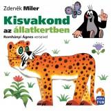 KISVAKOND AZ ÁLLATKERTBEN - Ekönyv - MILER, ZDENEK
