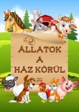 ÁLLATOK A HÁZ KÖRÜL - Ekönyv - KRAJNIK-BÍRÓ SÁRA