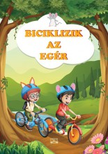 BICIKLIZIK AZ EGÉR - Ekönyv - KRAJNIK-BÍRÓ SÁRA
