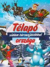 TÉLAPÓ ORSZÁGA - VIDÁM TÁRSASJÁTÉKKAL - Ekönyv - -