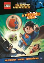 LEGO DC - MÁSVILÁGI LIGA / SUPERMAN MINIFIGURÁVAL - Ekönyv - MÓRA KÖNYVKIADÓ