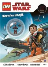 LEGO STAR WARS - HIHETETLEN ŰRHAJÓK - Ekönyv - MÓRA KÖNYVKIADÓ