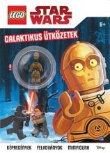LEGO STAR WARS - GALAKTIKUS ÜTKÖZETEK - Ekönyv - MÓRA KÖNYVKIADÓ