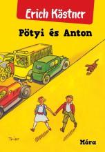 PÖTYI ÉS ANTON - Ekönyv - KÄSTNER, ERICH