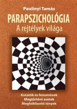 PARAPSZICHOLÓGIA - Ekönyv - PAULINYI TAMÁS