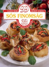 99 SÓS FINOMSÁG - Ekönyv - LAJOS MARI