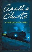 A TITOKZATOS KÉK VONAT - Ekönyv - CHRISTIE, AGATHA