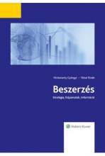 BESZERZÉS - STRATÉGIA, FOLYAMATOK, INFORMÁCIÓ - Ebook - WOLTERS KLUWER KFT.