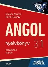 ANGOL NYELVKÖNYV 3/1. - LOPVA ANGOLUL - Ekönyv - CZOBOR ZSUZSA - HORLAI GYÖRGY