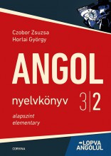 ANGOL NYELVKÖNYV 3/2. - LOPVA ANGOLUL - Ekönyv - CZOBOR ZSUZSA - HORLAI GYÖRGY