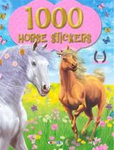 1000 HORSE STICKERS 1. - VIRÁGOS RÉT - Ekönyv - NAPRAFORGÓ KÖNYVKIADÓ