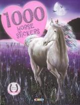 1000 HORSE STICKERS 2. - HOLDFÉNY - Ekönyv - NAPRAFORGÓ KÖNYVKIADÓ