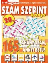 ZSEBREJTVÉNY SZÁM SZERINT KÖNYV 20. - Ekönyv - CSOSCH KFT.