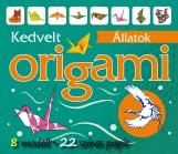 KEDVELT ÁLLATOK - ORIGAMI - Ekönyv - ELEKTRA KÖNYVKIADÓ KFT.