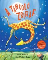 A TÁNCOLÓ ZSIRÁF - Ekönyv - GILES ANDREAE