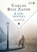 A SZÉL ÁRNYÉKA - Ekönyv - RUIZ ZAFÓN, CARLOS