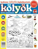 KEDVENC KÖLYÖK FOGLALKOZTATÓ 36. - Ebook - CSOSCH KFT.