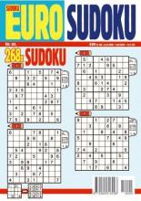 EURO SUDOKU 2018/5. - Ekönyv - CSOSCH KFT.
