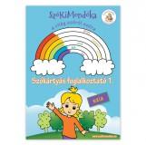 SZÓKIMONDÓKA - SZÓKÁRTYÁS FOGLALKOZTATÓ 1. - Ekönyv - MILLER-FERJENTSIK VIOLA