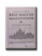 RÉGI MAGYAR REGÉNYTÜKÖR II. - SZEMELVÉNYEK - Ebook - BODOR BÉLA