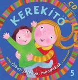 KEREKÍTŐ 5. - CD MELLÉKLETTEL - Ebook - J. KOVÁCS JUDIT