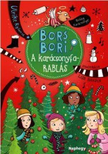 BORS BORI - A KARÁCSONYFARABLÁS - Ebook - RYLANCE, ULRIKE