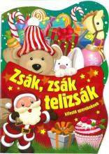 ZSÁK, ZSÁK TELIZSÁK - KIFESTŐ GYEREKEKNEK - Ekönyv - SZALAY KÖNYVKIADÓ ÉS KERESKEDOHÁZ KFT.
