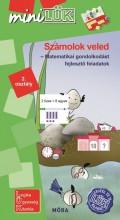 SZÁMOLOK VELED - MATEMATIKAI GONDOLKODÁST FEJLESZTŐ FELADATOK 2. OSZTÁLY - Ekönyv - LDI540