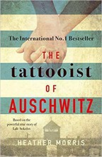 THE TATTOOIST OF AUSCHWITZ - Ekönyv - MORRIS, HEATHER